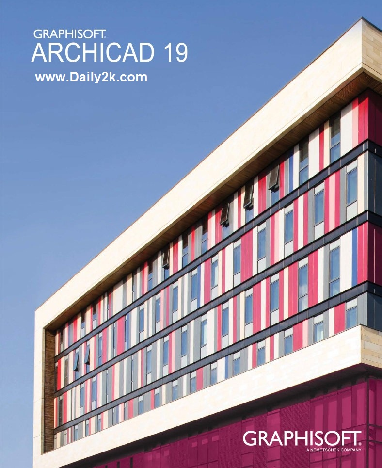 Graphisoft ArchiCAD 19 Crack-Daily2k