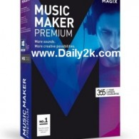 MAGIX Music Maker 22.0.3.63 Crack 2016 Download Full Version