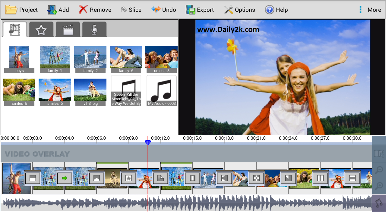 NCH VideoPad Video Editor Professional 4.40 With Crack And Keygen