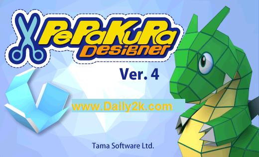 Pepakura Designer 4.0.2 Full Keygen Download Here! Latest-Daily2k