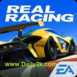 Real Racing 3 Apk Mega Mod V4.0.3 Daily2k