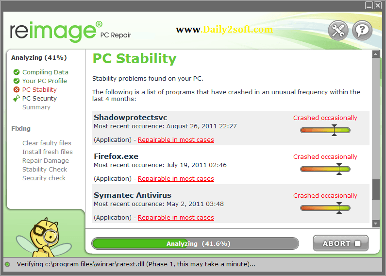 Reimage PC Repair Crack With License Key Download-daily2soft