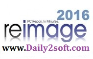 Reimage PC Repair License Key With Crack  Download Free 2016