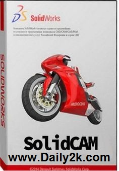 SolidCAM 2016 Full Crack And Serial Keygen -Daily2k