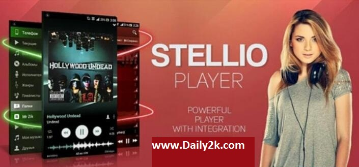 Stellio Music Player 4.78 Apk NEW version -Daily2k
