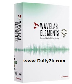 WaveLab Elements 9 Free Download-Daily2k