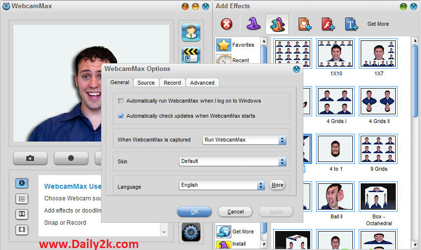 WebcamMax 8.0.0.2 Crack Key Full Free Download [Here Latest]!