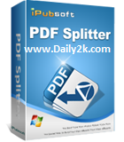 iPubsoft PDF Splitter For Mac Free Download Latest Version -Daily2k