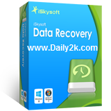 iSkysoft Data Recovery 1.3.2.2 Crack With Portable Free Full Download-DAily2k