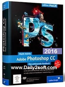Adobe Photoshop CC 2016 Final Crack Free Full Download Plus 32bit-64bit