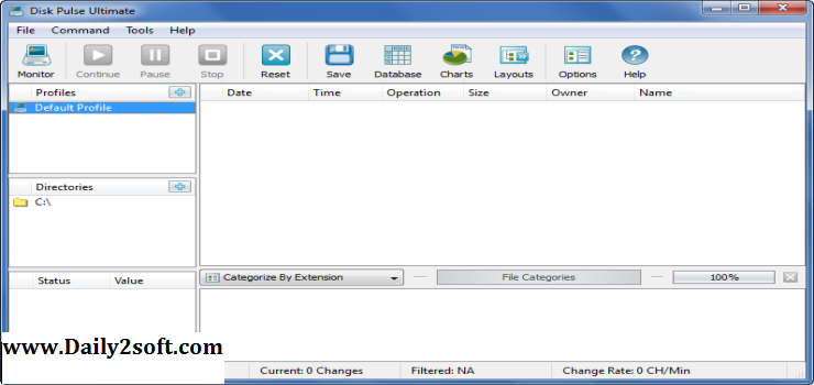 DiskPulse Pro 8.7 Installer +Key Free Download Full-Daily2soft