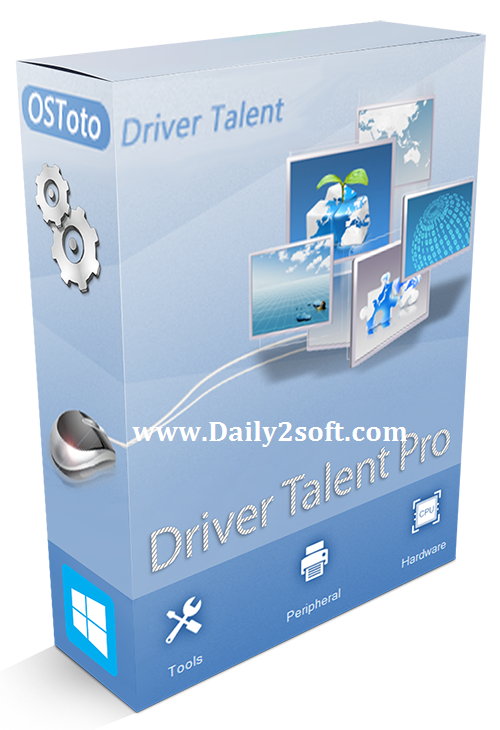 Driver Talent Pro Crack Full And Final Download Latest Update 2016-Daily2soft