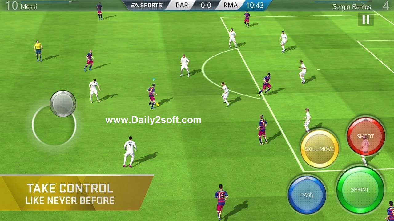 FIFA 16 Ultimate Team v2.1.106618 Cracked APK Latest Free Update!!