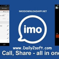 IMO Video Call Download For Android Mobile Latest Free Version OF Daily2soft