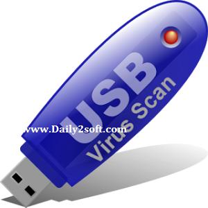 USB Virus Scan 2.4 Serial Key Full Free Download Latest Update 2016