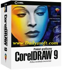 Corel Draw 9 Serial Key Free Full Download-Daily2soft
