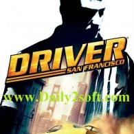 Driver San Francisco PC Game Crack Download Latest Version Get Here