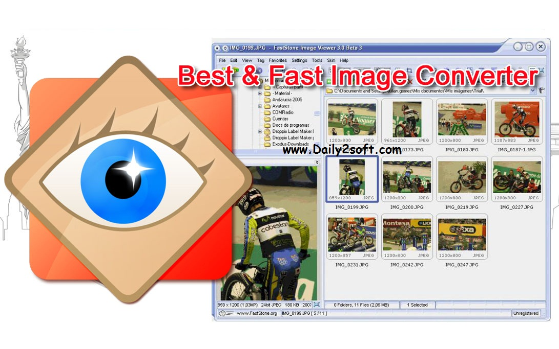 FastStone Image Viewer Free Download Latest Version Full Update!