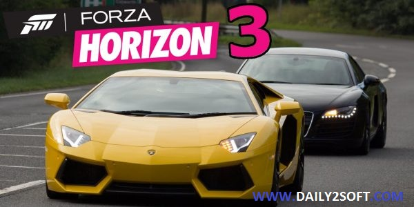 Forza Horizon 3 Free Download Full Version-Daily2soft