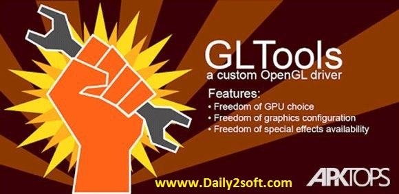 GLTools v2.01 Cracked APK Download ! [LATEST] (GFX OPTIMIZER)