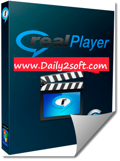 RealPlayer Crack Free Download For Windows LATEST HERE!-Daily2soft