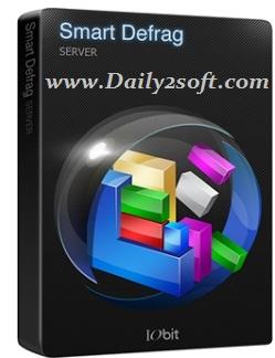 Smart Defrag 5 Key 2016 Crack-Daily2soft