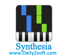 Synthesia 10.2 Full Of Crack Serial Key Download Latest UPDATE