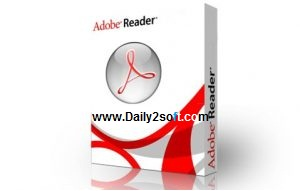 Adobe Reader 12 Crack With Serial Number Full-Daily2soft