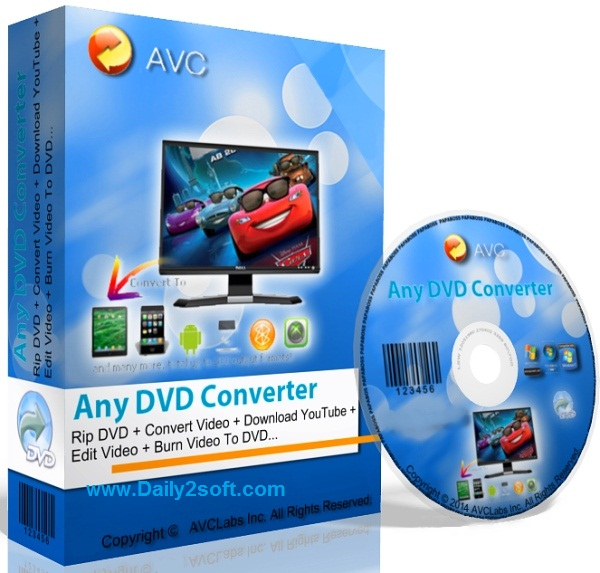 Any Video Converter Ultimate 6.0.1 Crack with Serial Key Full Download Latest