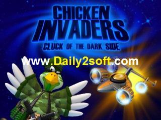 Chicken Invaders 5 Full Vesion-