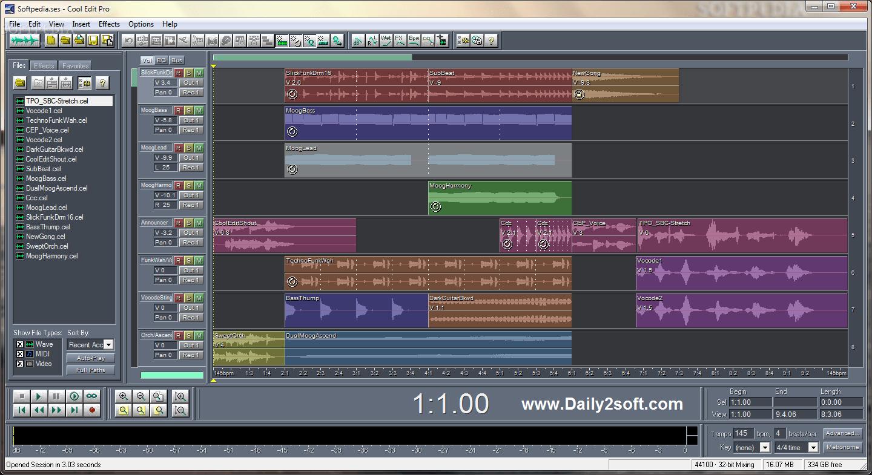 Cool Edit Pro 2.1 Crack & Keygen Full Free Download Latest Here!!