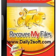 Recover My Files Pro 5.2.1 Crack, License Key Download Latest Version Here