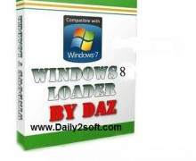 Windows 8 Loader Activator By DAZ 2016, Extreme Edition Full Download ! HERE!