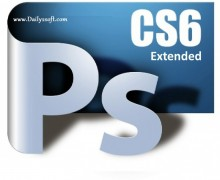 Adobe PhotoShop CS6 Extended Serial Number With Crack Download 2016