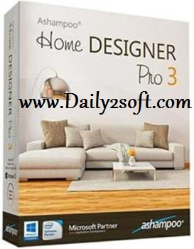 Ashampoo Home Designer Pro 3 Crack ,Serial Key -Daily2soft