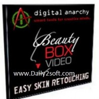 Digital Anarchy Beauty Box Video 3.0.6 Crack [Latest] Download! Full Version
