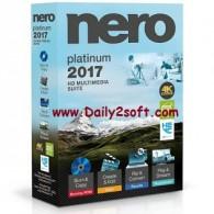 Nero 2017 Platinum 18.0.06100 Crack Key Latest-Download [Free Version]