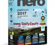 Nero 2017 Platinum 18.0.06100 Crack Key Latest-Download [Free Version]