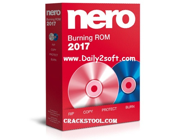 Nero Burning ROM 2017 18.0.00900 Serial Key With Keygen-Daily2soft