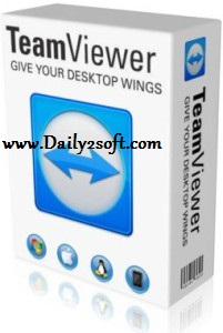TeamViewer 11.0.66695 Crack Key + License Code Full Download-Daily2soft