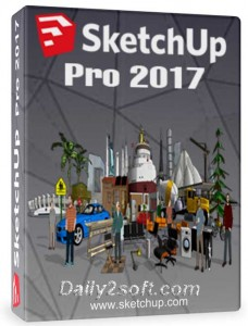 SketchUp-Pro-2017-Daily2sof