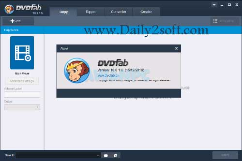 DVDFab 10.0.1.4 Crack -Patch Serial Key Get Full & Latest Update