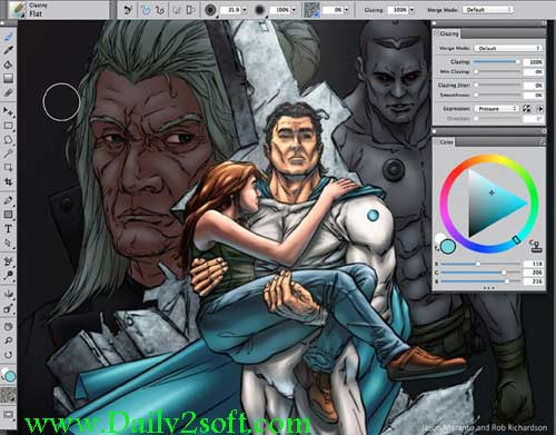 Corel Painter 2017 Crack PLUS Keygen Latest Download By 2017