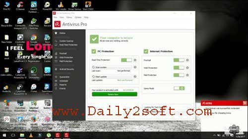 Avira Antivirus Pro 2017 Crack Full Keygen Download [LATEST]