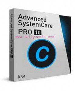 Advanced SystemCare 10 Pro Key 2018 Crack GET Free Here!