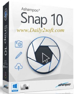 Ashampoo Snap 10.0.3 Crack + Serial Key Download Free Here LATEST Version!