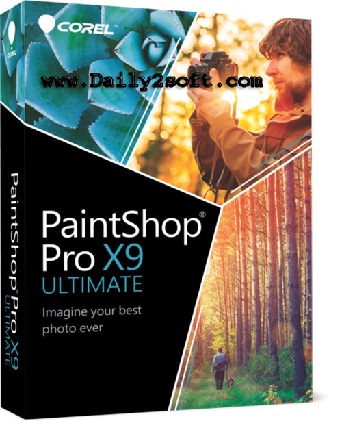 Corel Paintshop Pro X9 Ultimate Crack With Serial Key Latest 2017 Update Get Here!