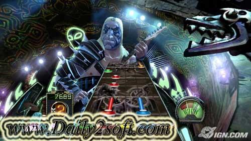Guitar Hero III Legends of Rock PC Free Full Version! Get Here