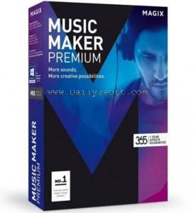 Magix Music Maker 2017 Premium Crack PLUS Serial Number Free NOW!