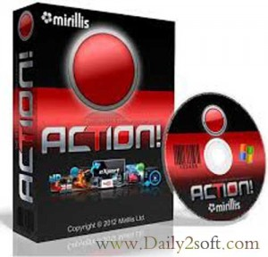 Mirillis Action! 2.5.2 Crack